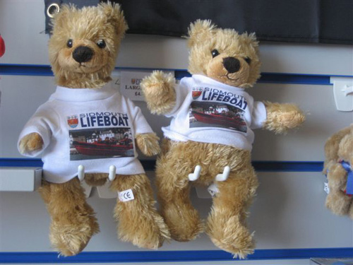 Lifeboat Bear